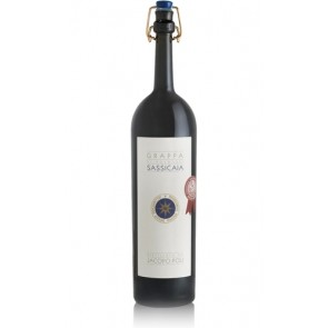 Jacopo Poli Grappa di Sassicaia (375 ML)