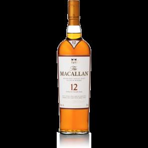 Macallan 12 Year Old  (750 ML)