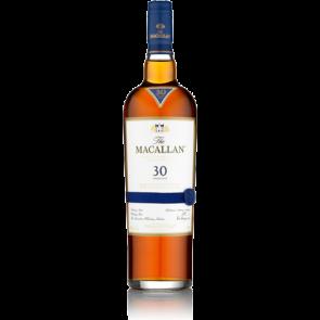 Macallan 30 Years Old Sherry Oak (750 ML)