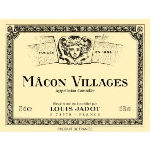 2013 Louis Jadot Macon Villages 750 ML