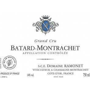 2011 Domaine Ramonet Batard Montrachet 750 ML