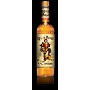 Captain Morgan Spiced Rum (750 ML)