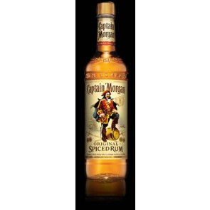 Captain Morgan Spiced Rum (200 ML)