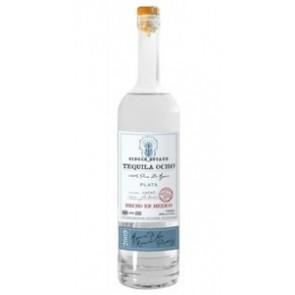 Tequila Ocho Plata (750 ML)