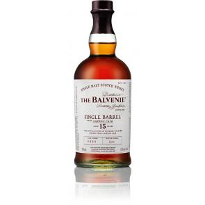 Balvenie 15 Year Old Single Barrel Sherry Cask  (750 ML)