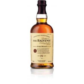 Balvenie 21 Year Old Port Wood (750 ML)