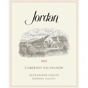 2012 Jordan Cabernet Sauvignon (750 ML)