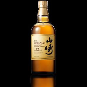 Yamazaki 12 Year Old (750 ML)