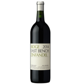 2014 Ridge East Bench Zinfandel (750 ML)