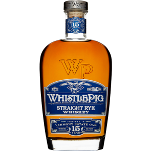 Whistle Pig Straight Rye 15 Year Old (750 ML)