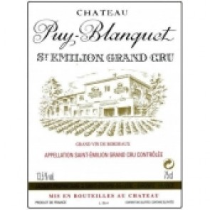2011 Chateau Puy Blanquet St. Emilion Magnum 1.5 L