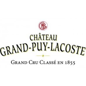 2012 Chateau Grand Puy Lacoste Pauillac 750 ML