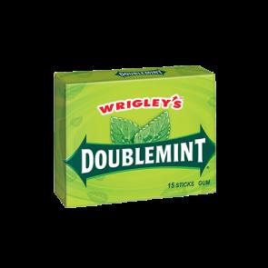 Wrigley's Doublemint Gum 15 Sticks