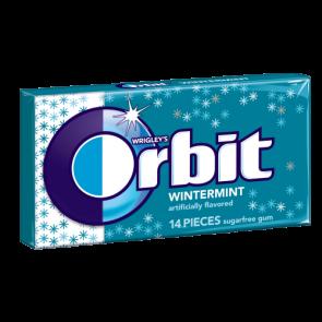 Orbit Wintermint Gum 14 Pieces