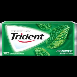 Trident Gum Spearmint