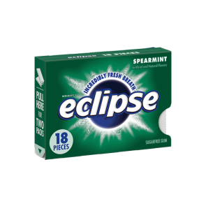 Eclipse Spearmint Gum
