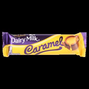 Dairy Milk Caramel Chocolate Bar