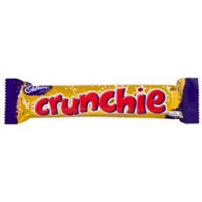 Crunchie Chocolate Bar