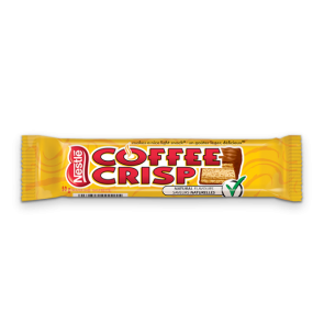Coffee Crisp Chocolate Bar