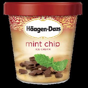 Hagen Dazs Mint Chip 1pt