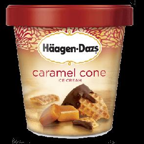 Hagen Dazs Caramel Cone 1pt