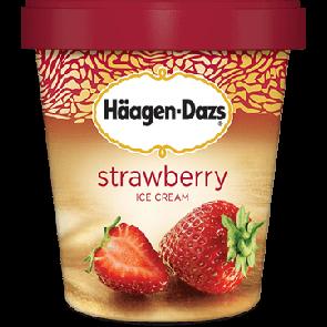 Hagen Dazs Strawberry 1pt