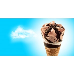 Nestle Drumstick King Size Triple Chocolate