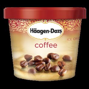 Hagen Dazs Mini Coffee