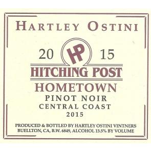 2013 Hitching Post Hometown Pinot Noir 750 ML