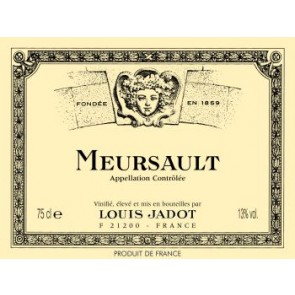 2012 Louis Jadot Mersault 750 ML