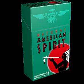 American Spirit Menthol (Pack)