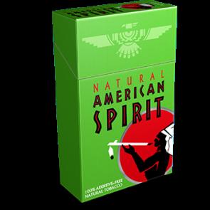 American Spirit Menthol Light (Pack)