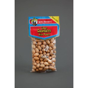King Henry's Japones Cacahuates Asian Peanuts 7oz