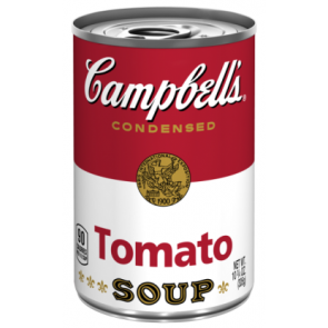 Campbell's Condenced Tomatoe Soup 10.75oz