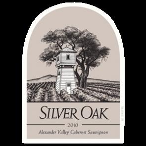 2010 Silver Oak Alexander Valley Cabernet Sauvignon  6L
