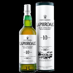 Laphroaig 10 Years Old (750 ML)