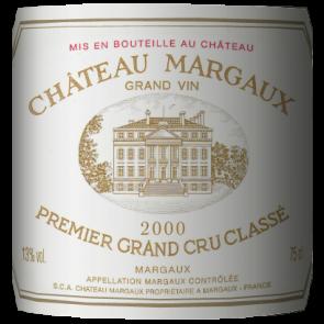 2000 Chateau Margaux 750 ML