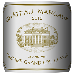 2012 Chateau Margaux 750 ML