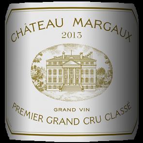 2013 Chateau Margaux 750 ML