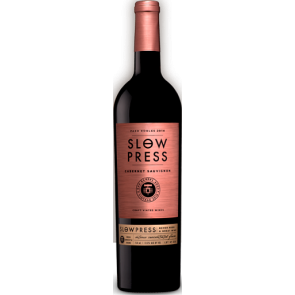 2015 Slow Press Cabernet Sauvignon (750 ML)