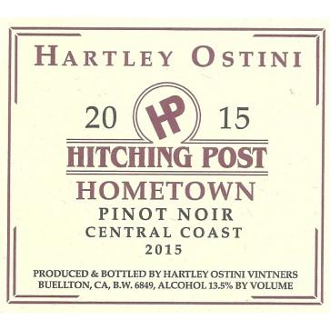 2015 Hitching Post Hometown Pinot Noir (750ML)