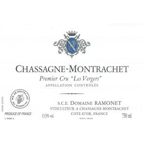 2013 Ramonet Chassagne Montrachet Vergers (750ML)