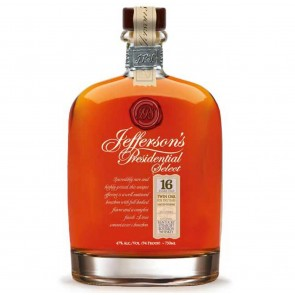 Jeffersons Presidential Select 16 Year Old (750ML)