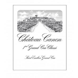 2012 Chateau Canon St. Emilion  (750ML)