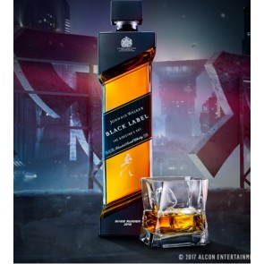 Johnnie Walker Black Blade Runner (750 ML)