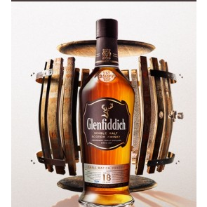 Glenfiddich 18 Year Old (750ML)