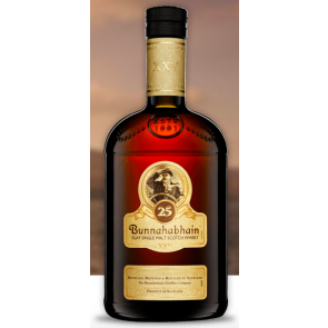 Bunnahabhain 25 Year Old (750ML)