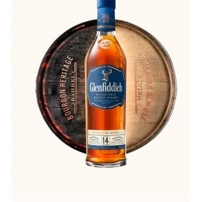 Glenfiddich 14 Year Old (750ML)