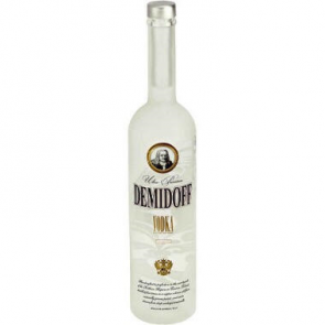Demidoff Vodka (750 ML)