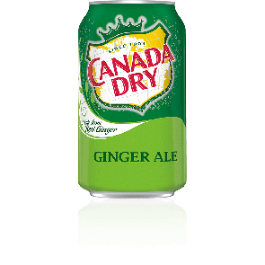 Canada Dry Gingerale Single Can (12oz)